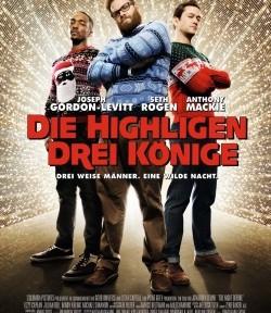 """Das Plakat von """"Die highligen drei Könige"""" (© Sony Pictures Germany)"""