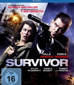 "Das Blu-ray-Cover von ""Survivor"" (© Universum Film)"