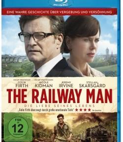 "Das Blu-ray-Cover von ""The Railway Man"" (© Koch Media)"