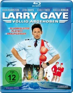 "Das Blu-ray-Cover von ""Larry Gaye"" (© Ascot Elite)"