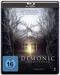 "Das Blu-ray-Cover von ""Demonic"" (© Tiberius Film)"