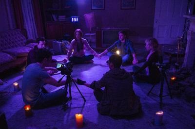 Geister-Beschwörungen - selten eine gute Idee (© Tiberius Film)