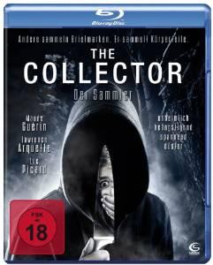 """Das Blu-ray-Cover von """"The Collector - Der Sammler"""" (© Tiberius Film)"""