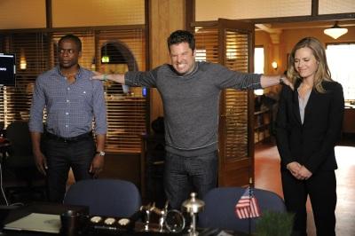 Shawn ist begeistert - Jules und Gus sind eher skeptisch (© Universal Pictures)