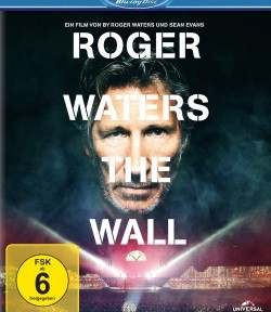 """Das Blu-ray-Cover von """"Roger Waters The Wall"""" (© Universal Pictures)"""
