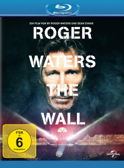 "Das Blu-ray-Cover von ""Roger Waters The Wall"" (© Universal Pictures)"