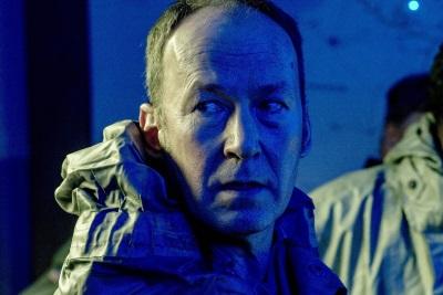 Bei General Edel soll Martin wichtige Informationen für den Geheimdienst erbeuten (© Universum Film)