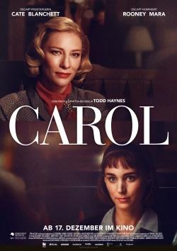 """Das Kino-Plakat von """"Carol"""" (© DCM)"""