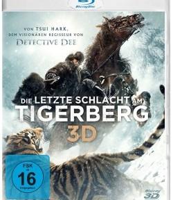 """Das 3D Blu-ray-Cover von """"Die letzte Schlacht am Tigerberg"""" (© Koch Media)"""