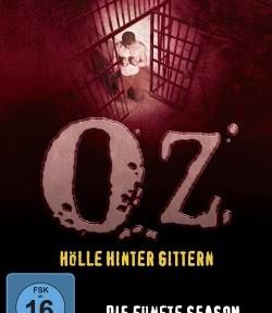 """Das Cover der fünften Staffel von """"Oz - Hölle hinter Gittern"""" (© Paramount Pictures Home Entertainment)"""