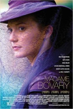 """Das Kino-Plakat von """"Madame Bovary"""" (© Warner Bros Pictures)"""