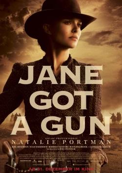 """Das Kino-Plakat von """"Jane Got A Gun"""" (© Universum Film)"""