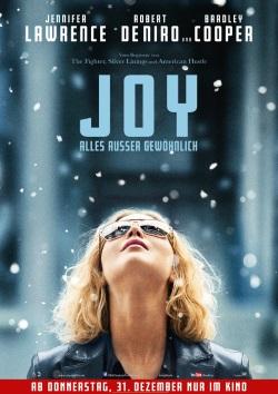 """Das Plakat von """"Joy - Alles außer gewöhnlich"""" (© 20th Century Fox)"""