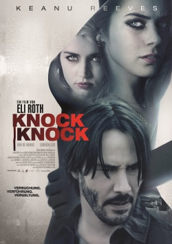 "Das Kino-Plakat von ""Knock Knock"" (©Square One/Universum Film)"