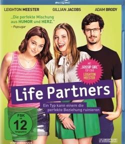 "Das Blu-ray-Cover von ""Life Partners"" (© Ascot Elite)"