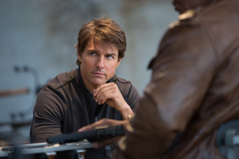 """Tom Cruise in """"Mission: Impossible - Rogue Nation"""" (© Paramount Pictures)"""
