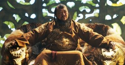 Kublai Khan ist einer der mächtigsten Männer der Welt (© Ascot Elite)
