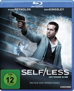 "Das Blu-ray-Cover von ""Self/less"" (© Concorde Home Entertainment)"
