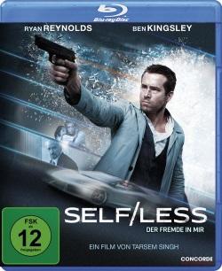 """Das Blu-ray-Cover von """"Self/less"""" (© Concorde Home Entertainment)"""