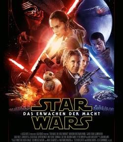 """Das Kino-Plakat von """"Star Wars: Das Erwachen der Macht"""" (© Walt Disney Studios Motion Picture Germany)"""