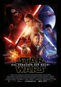 """Das Kino-Plakat von """"Star Wars - Das Erwachen der Macht"""" (© Walt Disney Studios Motion Picture Germany)"""
