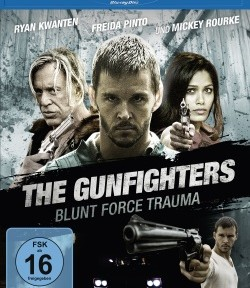 "Gewinnspiel zu ""The Gunfighters - Blunt Force Trauma"" (© Universum Film)"