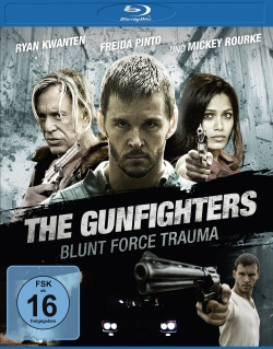 "Gewinnspiel zu ""The Gunfighters - Blunt Force Trauma"" (© Universum Film)"