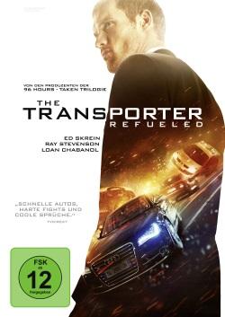 "Das DVD-Cover von ""The Transporter Refueled"" (© Universum Film)"