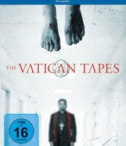 "Das Blu-ray-Cover von ""The Vatican Tapes"" (© Universum Film)"