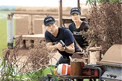LaSalle und Brody im Einsatz (© Paramount Pictures Home Entertainment)