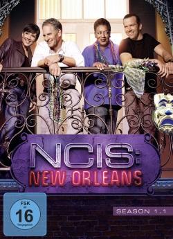 "Das Cover der Season 1.1 von ""NCIS:New Orleans"" (© Paramount Pictures Hoome Enterainment)"