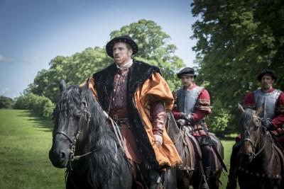 Henry VIII sorgt sich um sein Vermächtnis (© Polyband)