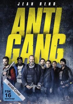 """Das Cover von """"Antigang"""" (© Universum Film)"""