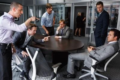 In der Finanz-Branche geht es hoch her (© Paramount Pictures Germany)