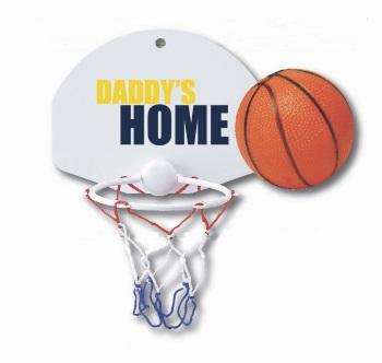 Basketballkorb für die Tür