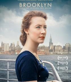 """Das Kino-Plakat von """"Brooklyn"""" (© 20th Century Fox)"""