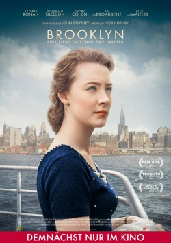 "Das Kino-Plakat von ""Brooklyn"" (© 20th Century Fox)"
