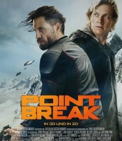 """Das Kino-Plakat von """"Point Break"""" (© Concorde Film)"""