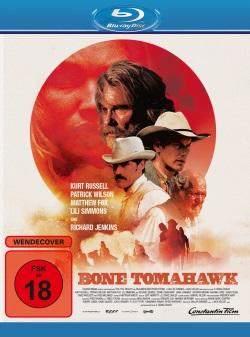 "Das Blu-ray-Cover von ""Bone Tomahawk"" (© Constantin Film)"