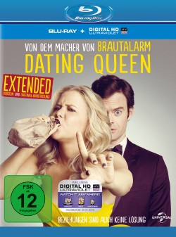 """Das Blu-ray-Cover von """"Dating Queen"""" (© Universal Pictures Germany)"""