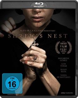 "Das Blu-ray-Cover von ""Shrew's Nest"" (© OFDb Filmworks)"
