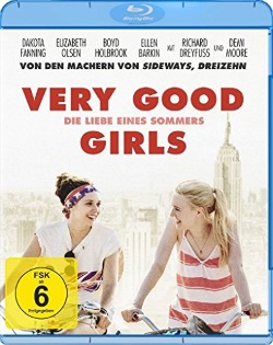 "Das Blu-ray-Cover von ""Very Good Girls"" (© Koch Media)"