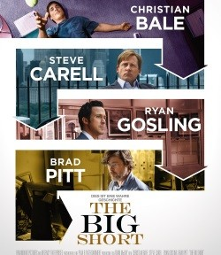 "Das Hauptplakat zu ""The Big Short"" (© Paramount Pictures Germany)"