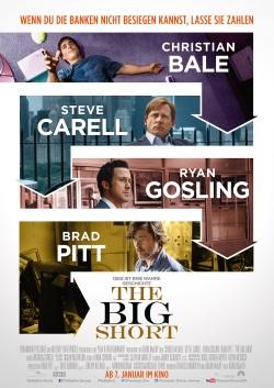 "Das Hauptplakat zu ""The Big Short"" (© Paramount Pictures Germany)"