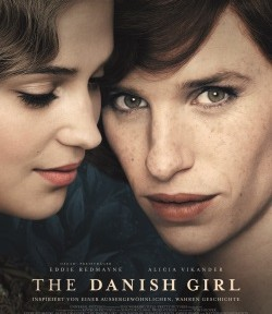 "Das Kino-Plakat von ""The Danish Girl"" (© Universal Pictures)"