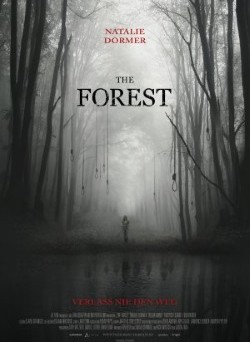 "Das Kino-Plakat von ""The Forest"" (© Tobis Film)"