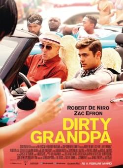 "Das Kino-Plakat von ""Dirty Grandpa"" (© Constantin Film)"