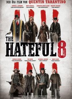 "Das Kino-Plakat von ""The Hateful 8"" (© Universum Film)"