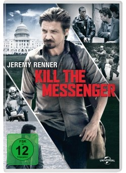 "Das DVD-Cover von ""Kill the Messenger"" (© Universal Pictures)"