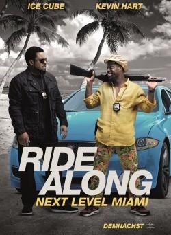 """Das Kino-Plakat von """"Ride Along 2: Next Level Miami"""" (© Universal Pictures)"""
